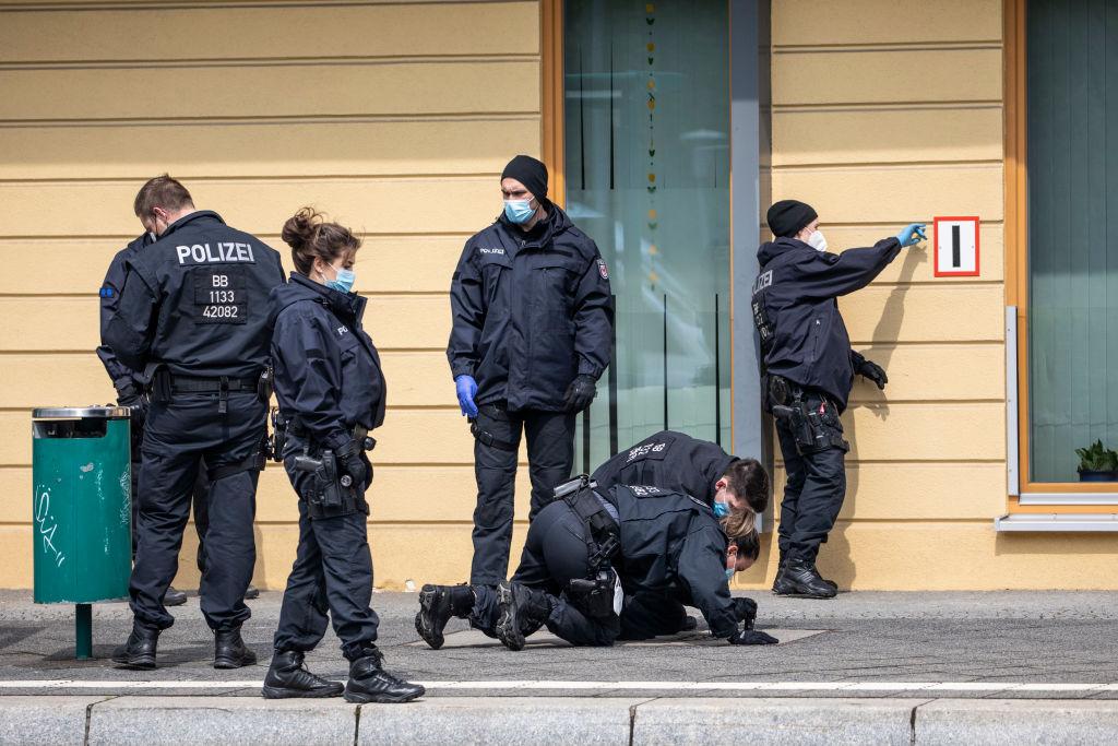 Potsdamer Heim wurde am Tag vor der Gewalttat überprüft