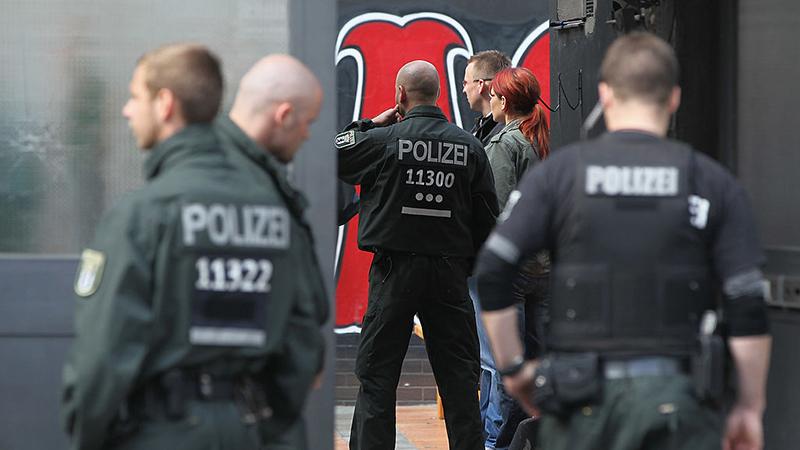 Razzia gegen mutmaßliche Rechtsterroristen in vier Bundesländern