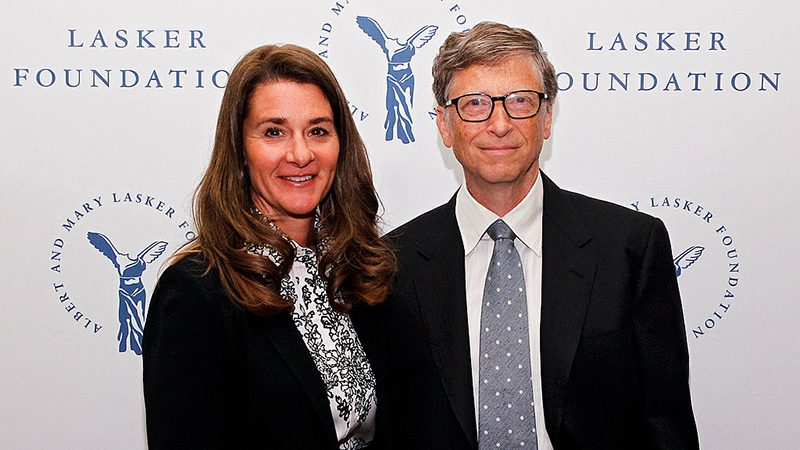 Bill und Melinda Gates: Verbindung zu Sexualstraftäter Epstein Grund für Scheidung?