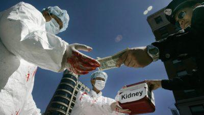 China: Gefängnisstrafe von vier Ärzten wegen illegaler Organentnahmen wirft Licht auf Organraub