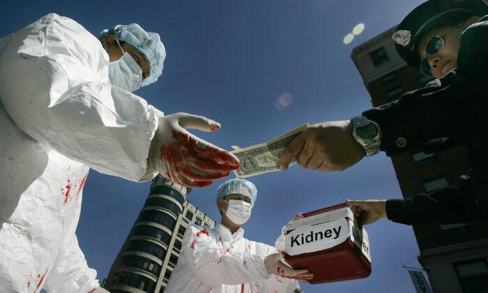 China: Gefängnisstrafe von vier Ärzten wegen illegaler Organentnahmen – Organraub