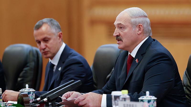 Belarus kündigt Vergeltung wegen US-Sanktionen an – Deutschland verurteilt Protassewitsch-Interview