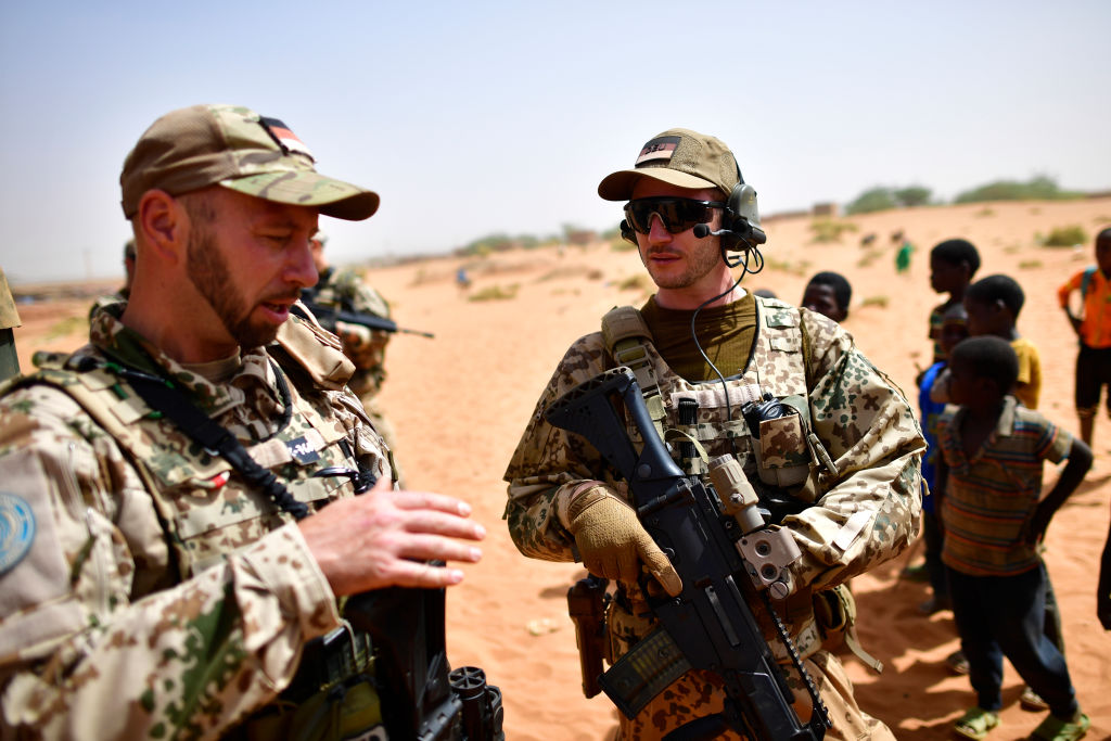 Deutsche Soldaten bei Selbstmordanschlag in Mali verletzt