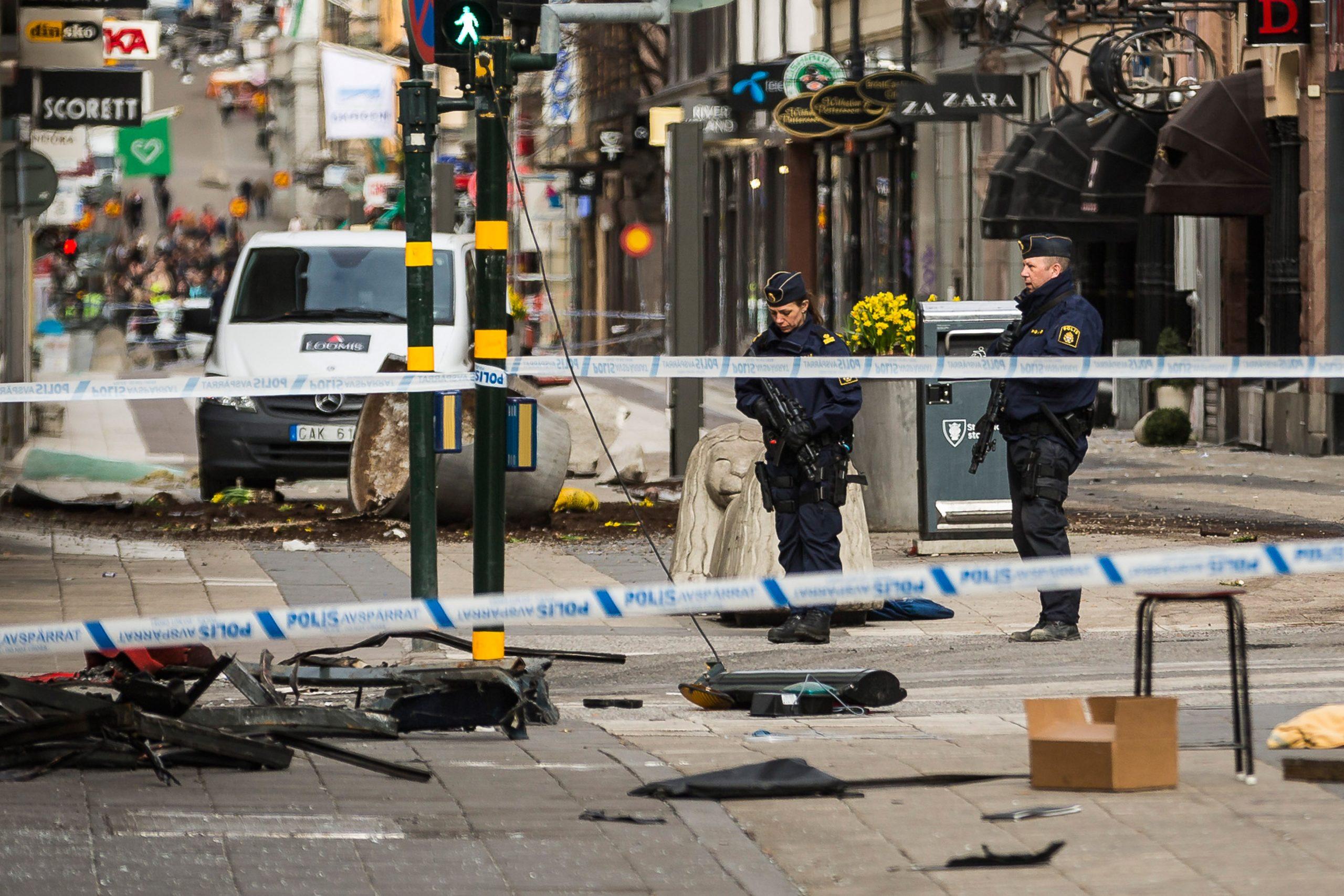 Immer mehr Waffenmorde in Schweden – Regierung beauftragte europäischen Vergleich