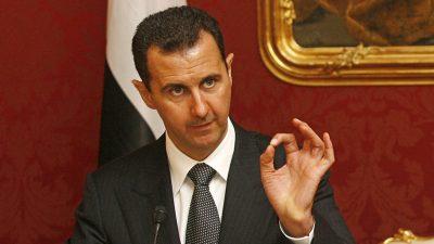 Präsidentschaftswahl in Syrien hat begonnen