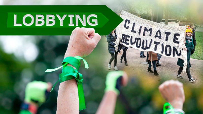 Die unterschätzte Macht: Grüner Lobbyismus
