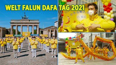Welt-Falun-Dafa-Tag: Praktizierende weltweit feiern den 13. Mai und fordern ein Ende der Verfolgung
