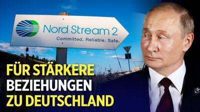 Russlands Nord Stream 2: Biden verzichtet auf Sanktionen