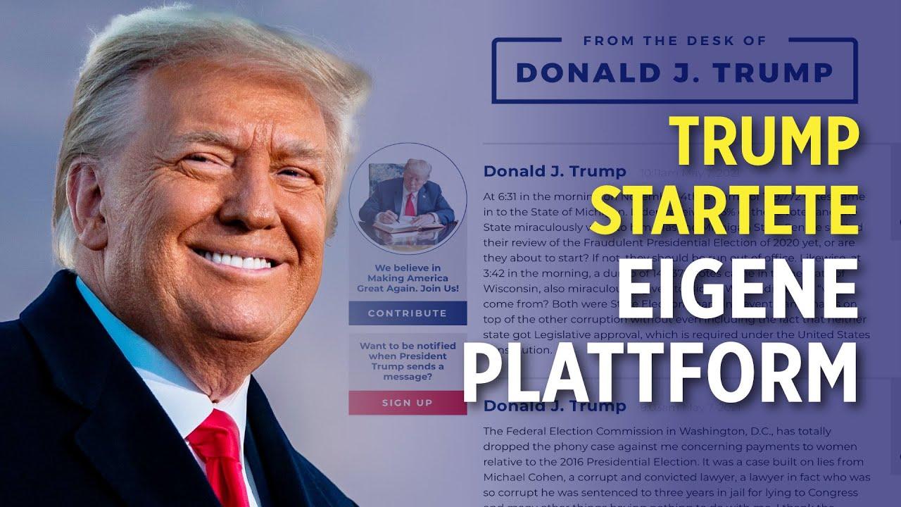Trump gründete neue Allianz, um Wahlbetrug zu beenden