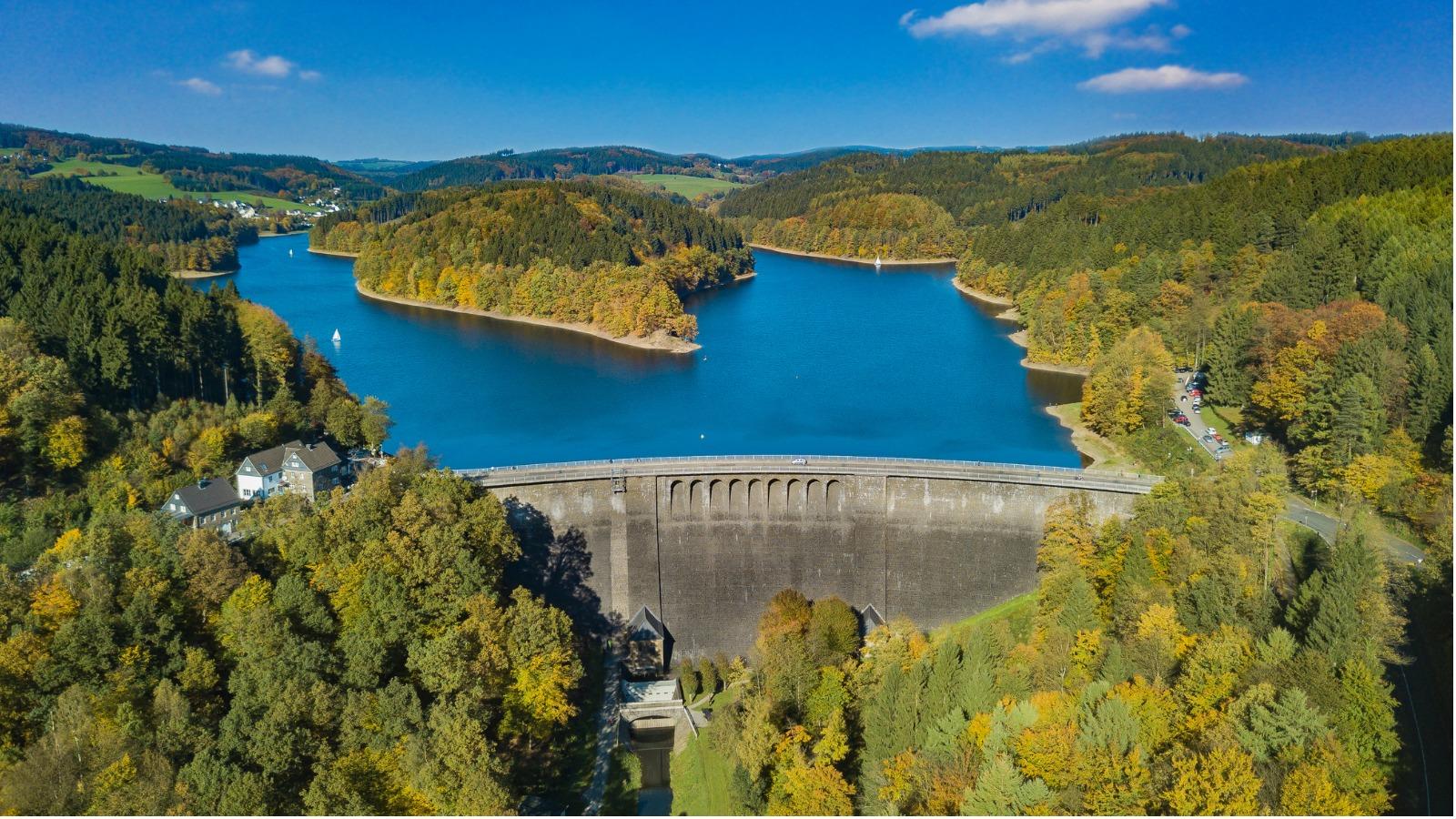 Strom aus Wasserkraft doch nicht so grün?