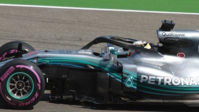 Formel 1: Hamilton gewinnt Großen Preis von Spanien