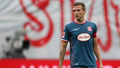 2. Bundesliga: Düsseldorf siegt in letzter Sekunde