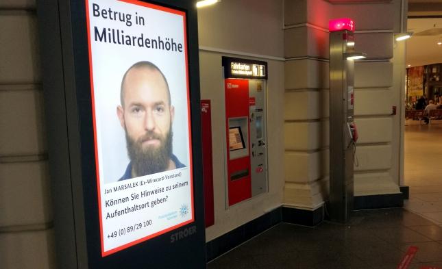 Ex-Wirecard-Chef schiebt Schuld auf flüchtigen Jan Marsalek – 1,9 Milliarden Euro fehlen