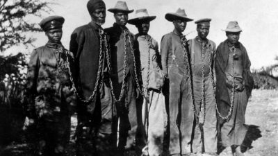 Prof. Bruce Gilley: Verbrechen in Namibia war Kriegsverbrechen aber kein Völkermord
