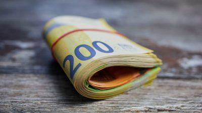 EU will Barzahlungen in Deutschland über 10.000 Euro verbieten - AfD befürchtet totales Bargeldverbot