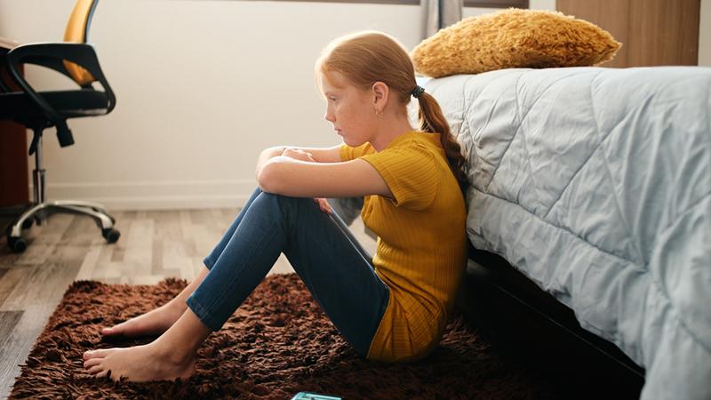 Corona-Krise: Depressionen oder Angstzustände bei Kindern und Jugendlichen nehmen zu