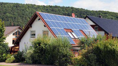 Mehrheit würde für klimafreundliches Wohnen mehr zahlen