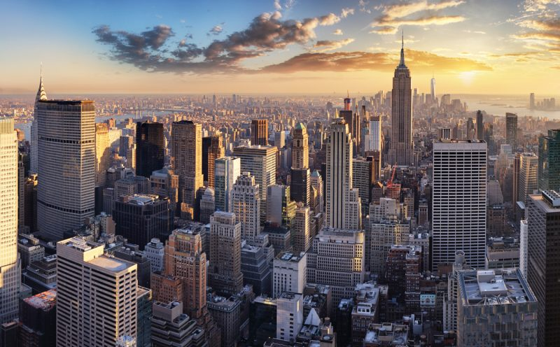 New York hebt ab 19. Mai zahlreiche Corona-Beschränkungen auf