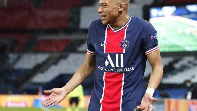 Mbappé nicht in der PSG-Startelf – Man City mit Gündogan