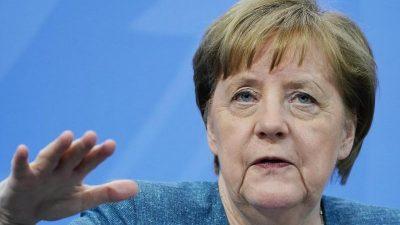 Merkel: Corona-Impfung für Jüngere soll schnell kommen