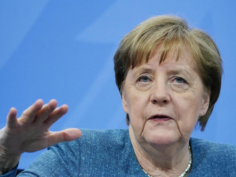 Jugendliche klagen bei Merkel und Giffey über psychische Belastung in Corona-Krise
