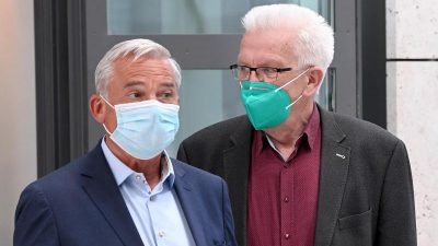 Baden-Württemberg plant Lockdown für Ungeimpfte