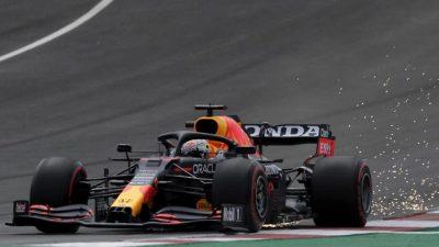 Verstappen fährt in Portimão Bestzeit im Abschlusstraining