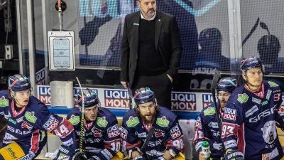 Niederlage in Spiel eins: Eisbären im DEL-Finale unter Druck
