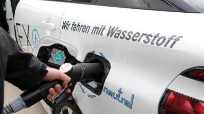 Industrie: Deutschland droht Anschluss bei Wasserstoff zu verlieren