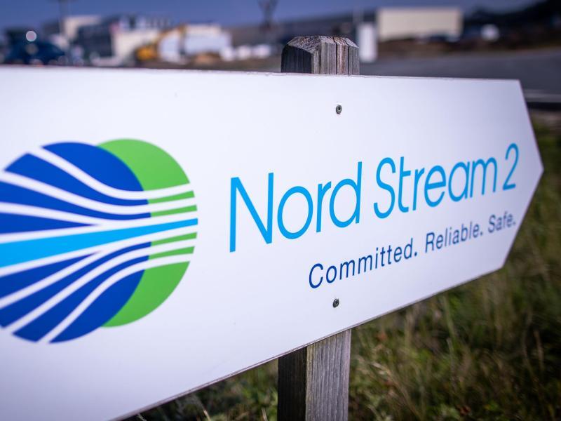 Nabu reicht Klage gegen Gaspipeline Nord Stream 2 ein