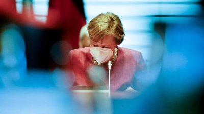 Merkel will rasche Verschärfung des Klimaschutzgesetzes