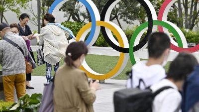 Online-Petition ruft zu Absage der Olympischen Spiele auf