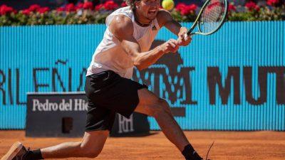 Zverev nach Sieg gegen Nadal im Halbfinale von Madrid