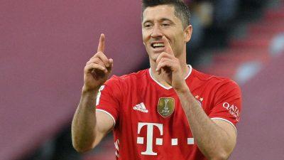 Bayern feiern Meistertitel mit 6:0-Gala