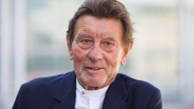 Top-Architekt Helmut Jahn stirbt bei Fahrradunfall