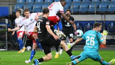 HSV wahrt Mini-Chance: Nach Heimsieg gegen Nürnberg Vierter