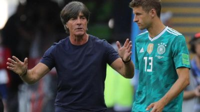 «Bild»: Bundestrainer Löw will Müller zurückholen