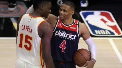Wizards-Star Westbrook bricht 47 Jahre alten NBA-Rekord