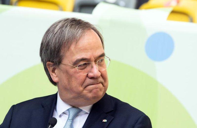 """Laschet: Werteunion für CDU """"kein Thema"""""""