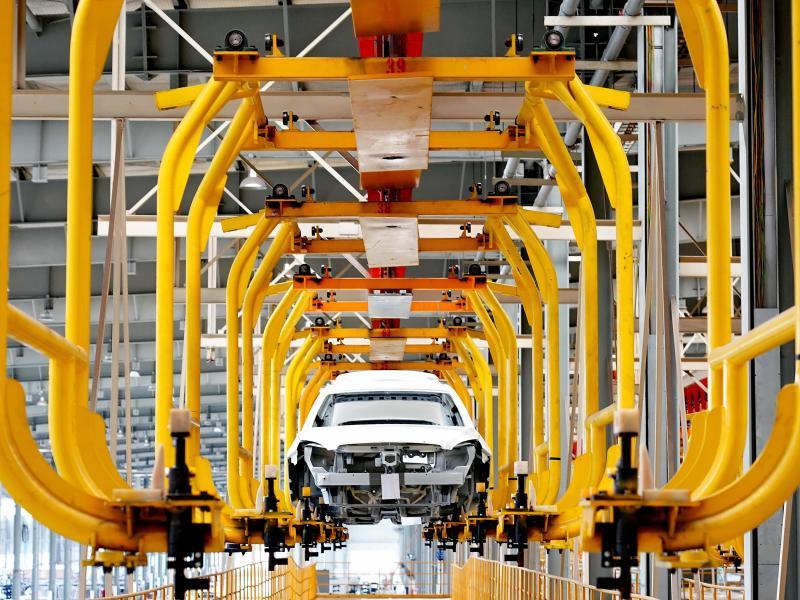 Chipmangel kostet Autobranche Milliarden
