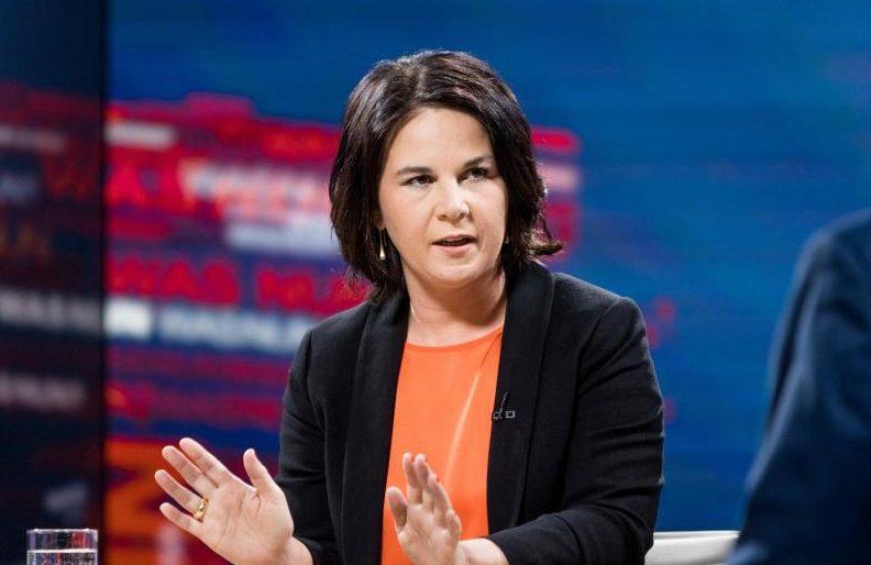 ZDF-Politbarometer: Baerbock verliert an Zustimmung