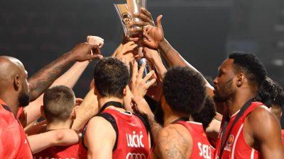 Bayerns Basketball-Coup – «Ein großartiger Sieg»