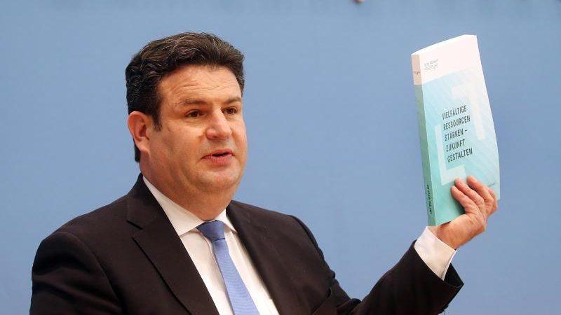 Heil will Deutschland zu Weiterbildungsrepublik machen