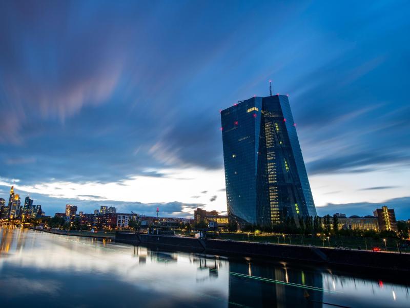 EZB: Erhöhte Risiken für Finanzstabilität nach der Pandemie