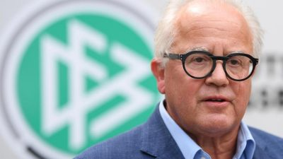 Machtkampf im DFB-Präsidium erschüttert den deutschen Fußballverband