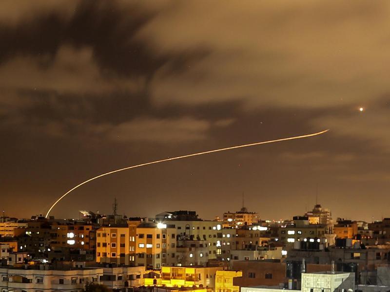 Vor Maas-Besuch in Israel vorsichtige Signale für Waffenruhe