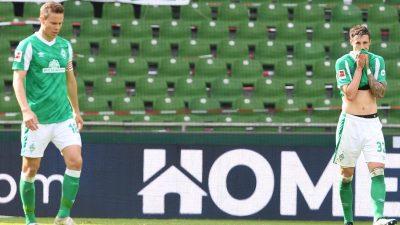 Werder Bremen steigt ab – Köln in Relegation