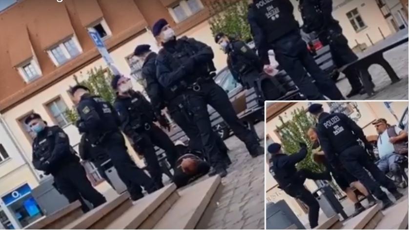 Polizist in Wurzen tritt Mann in den Bauch – Ermittlungen wegen Körperverletzung im Amt