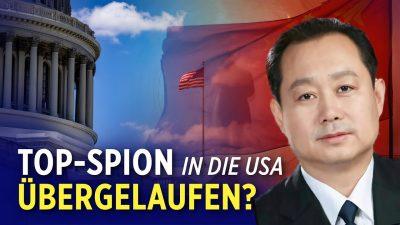 Chinesischer Top-Spion mit Infos zum Virus-Ursprung in die USA übergelaufen?