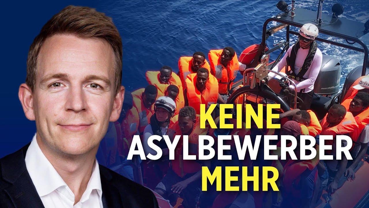 Dänemark will Asylzentren im Ausland einrichten